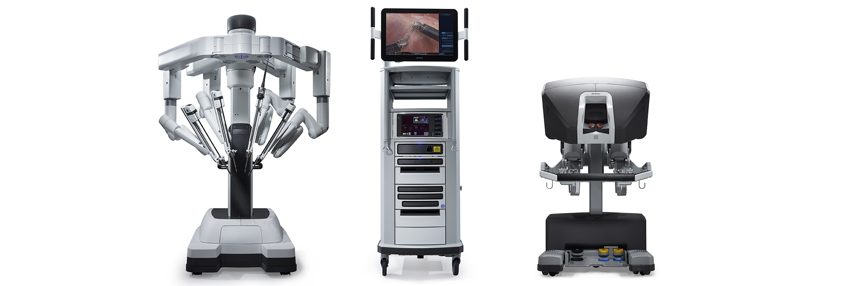 手術支援ロボット「ダヴィンチ」