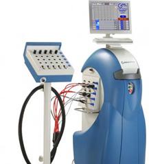 図:凍結治療機器